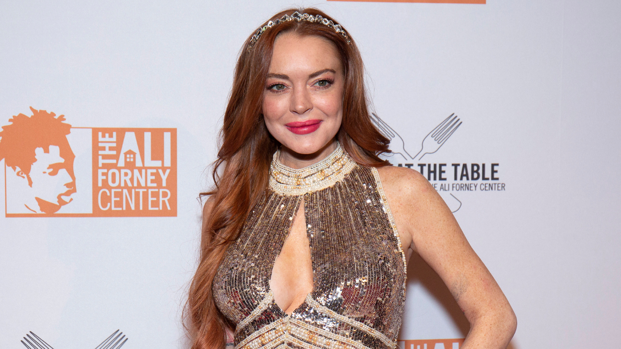 Lindsay Lohan será protagonista de novo filme da Netflix