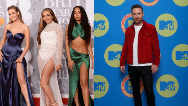 Little Mix anuncia parceria com David Guetta