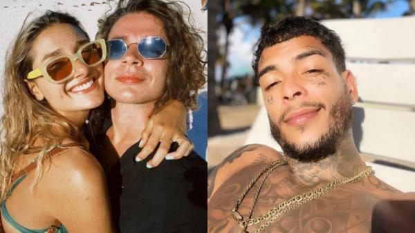João Figueiredo, marido de Sasha Meneghel, opinou sobre uma testemunha da morte de MC Kevin