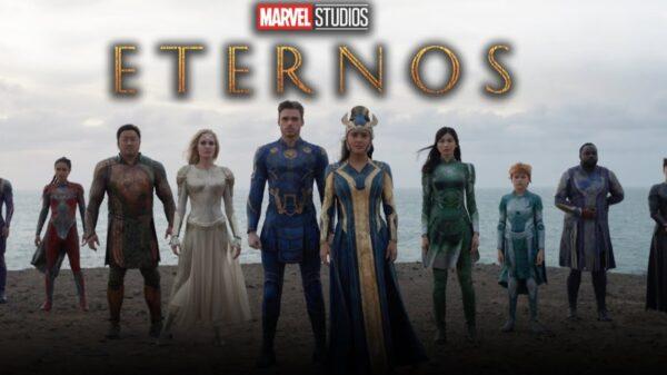 marvel studios divulga trailer e poster oficial de eternos