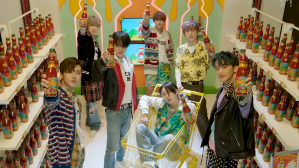 "NCT Dream lança ""Hot Sauce"", novo álbum"