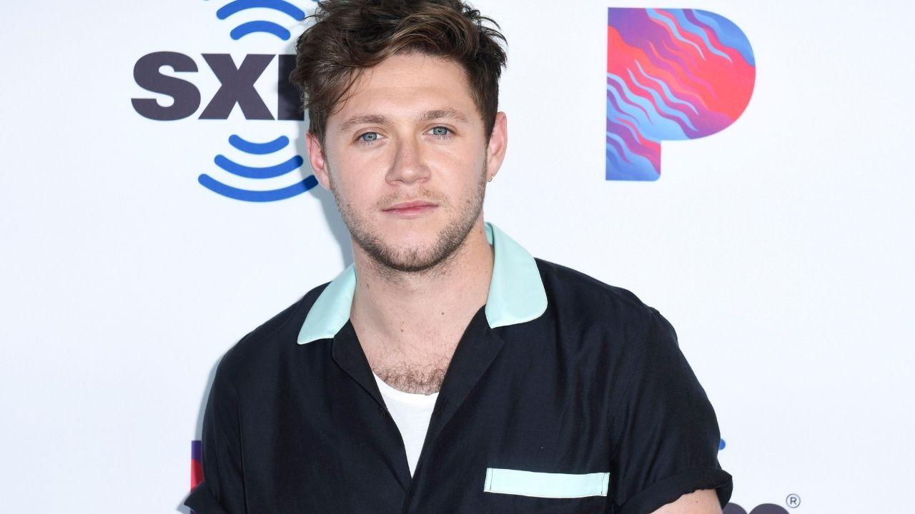 Niall Horan fecha parceria com marca de roupas de academia