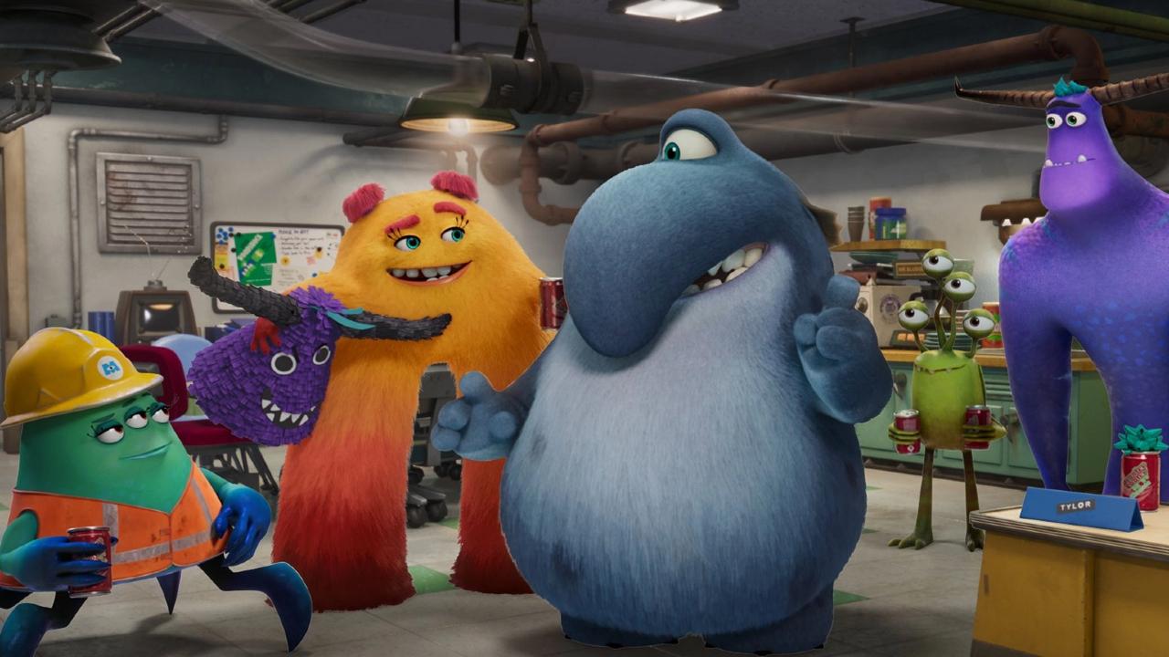 """Nova imagem de """"Monsters At Work"""" é divulgada pela Disney+"""