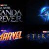 Novidades da Marvel: Os Eternos, Pantera Negra 2, Capitã Marvel 2 e Quarteto Fantástico!