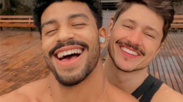 """Rafa Vieira, """"De Férias com o Ex"""", e namorado são vítimas de homofobia"""