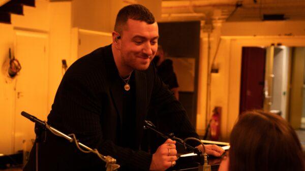 sam smith apresenta seu album love goes live at abbey road studios na netflix
