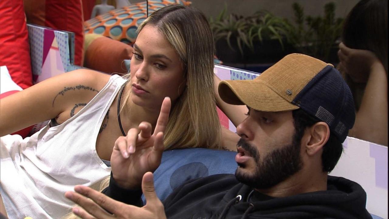 sarah fala sobre relaçao com rodolffo apos bbb e esclarece rumores sobre suposto affair