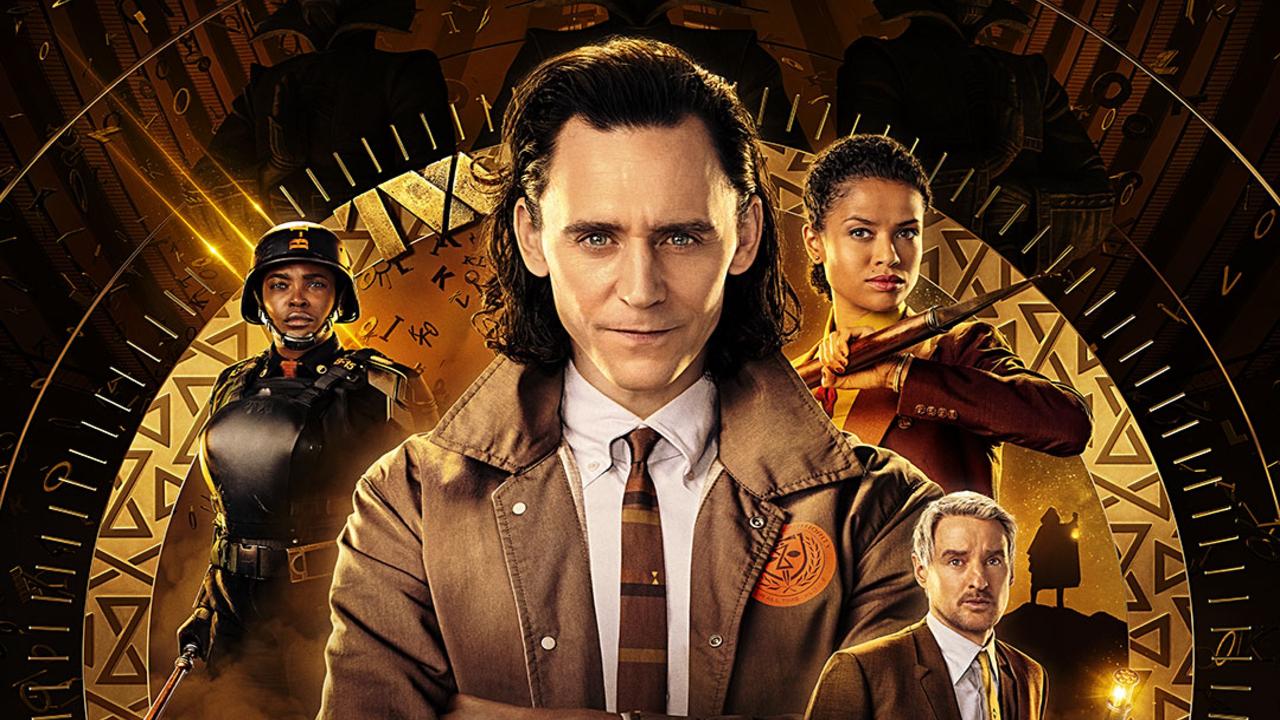 """Série """"Loki"""" ganha novo pôster pela Disney+"""