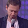 Tiago Leifert interrompeu a final para anunciar morte de Paulo Gustavo