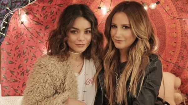 Vanessa Hudgens conhece a filha de Ashley Tisdale