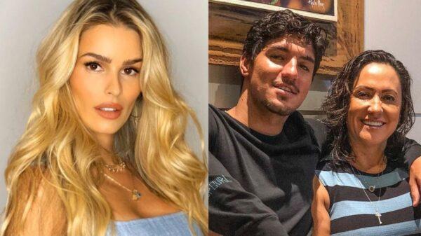 Yasmin Brunet quebra o silêncio após declarações fortes da mãe de Gabriel Medina