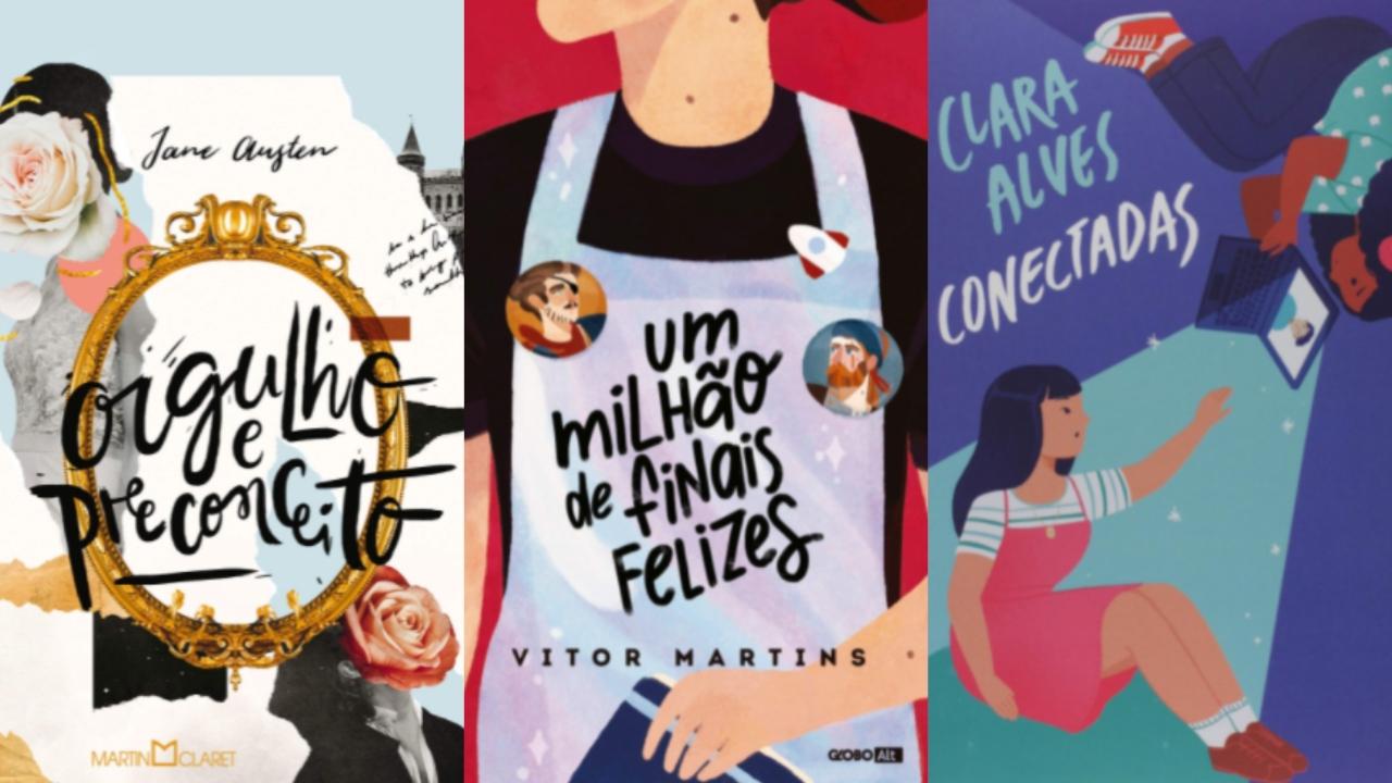 10 livros de romance para começar a ler