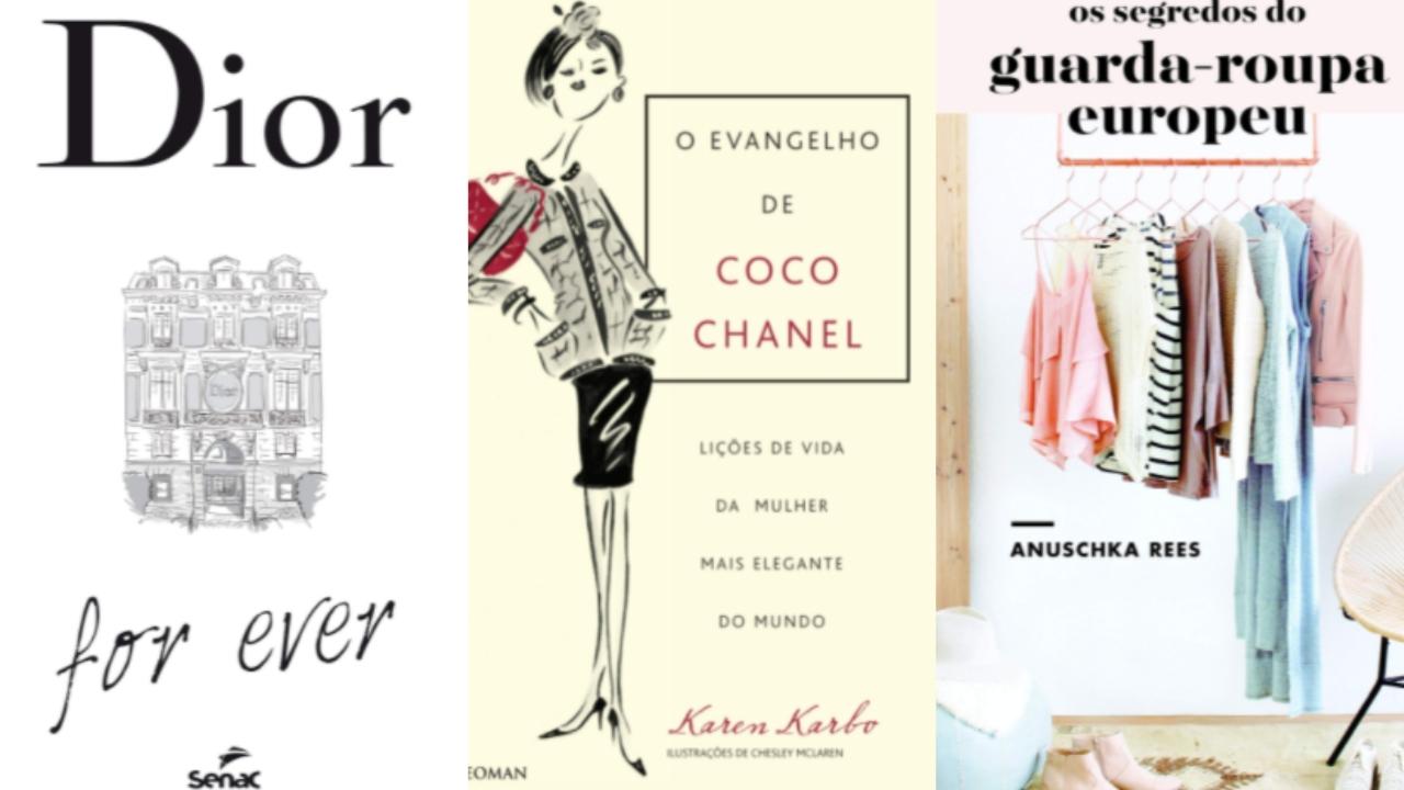 6 livros para conhecer o universo da moda