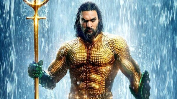"""Diretor de """"Aquaman"""" revela título oficial da sequência do filme"""