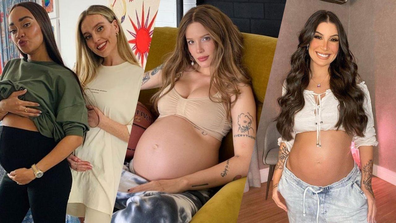 Bebês da quarentena: confira a lista das famosas que estão grávidas