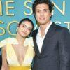 Depois de novas fotos juntos, fãs acreditam que Camila Mendes e Charles Melton voltaram a namorar