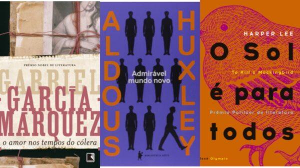 6 livros clássicos da literatura