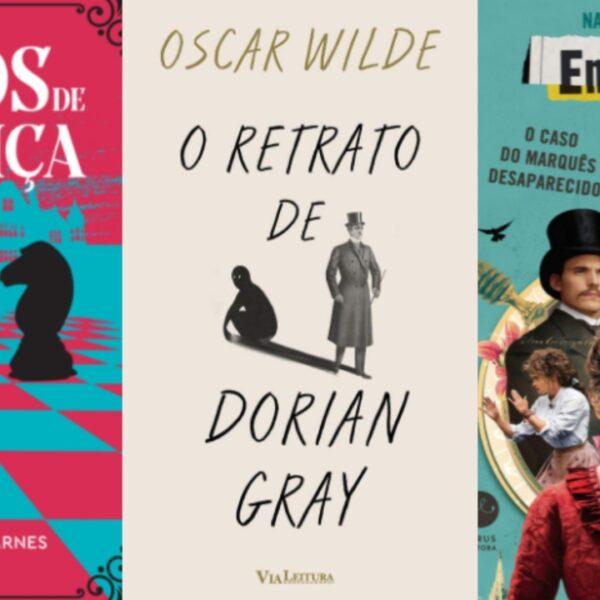 6 livros de suspense com histórias marcantes