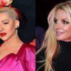 """Christina Aguilera apoia Britney Spears: """"Meu coração vai para Britney"""""""