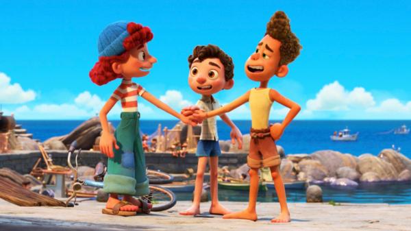 """Coisas que aprendemos com """"Luca"""", nova animação do Disney+"""