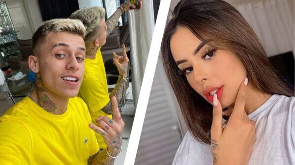 Por motivos de incompatibilidade de agenda MC Pedrinho e Mah Tavares terminam relacionamento