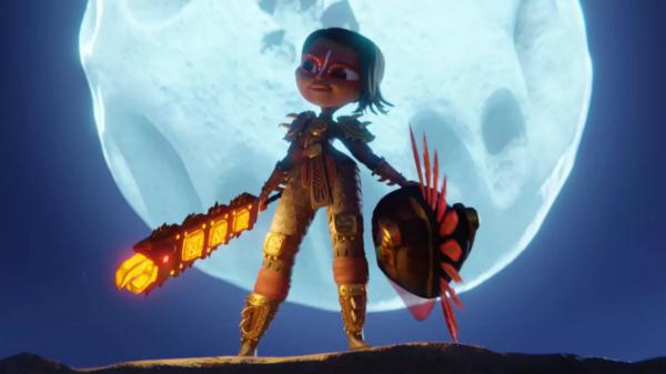 "Netflix divulga primeiras imagens de ""Maya e os 3 Guerreiros"""