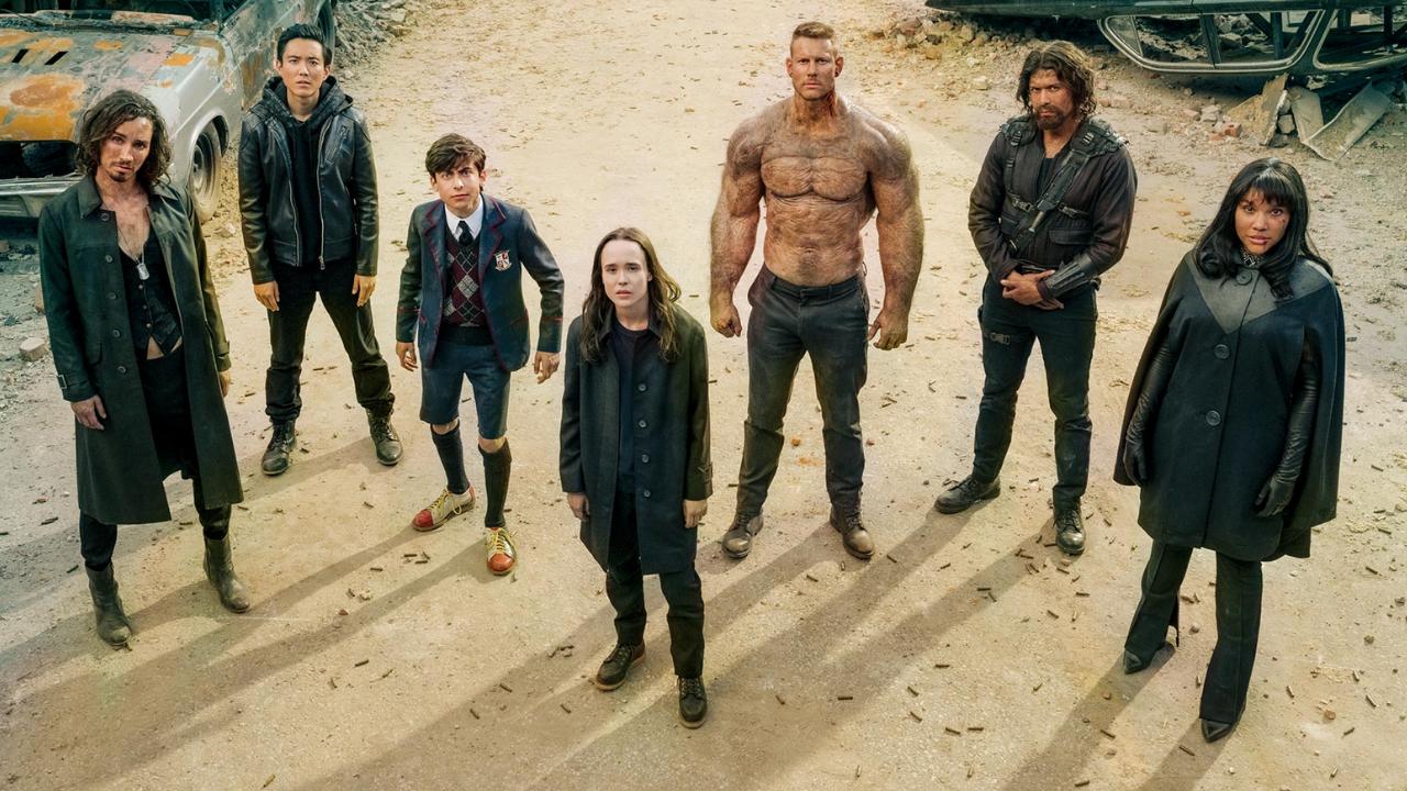 """Netflix revela nomes de episódios da nova temporada de """"The Umbrella Academy"""""""