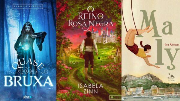 Romances nada óbvios: 4 livros sem clichês para ler no Dia dos Namorados