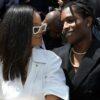 Rihanna e A$AP Rocky não conseguem entrar numa balada