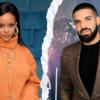 Rihanna cobre tatuagem que fez com Drake