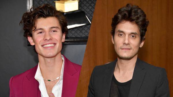 Shawn Mendes expressa seu amor por John Mayer em nova foto