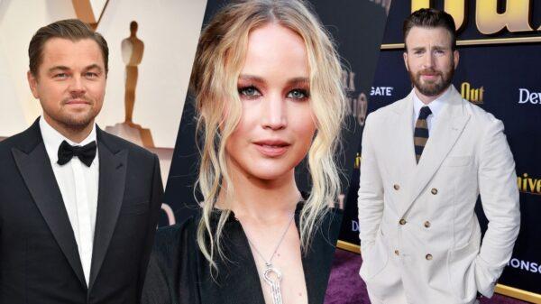 """""""Don't Look Me Up"""", com Leonardo DiCaprio, Chris Evans, Jennifer Lawrence e outros atores chegam em dezembro na Netflix"""