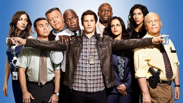 confira o poster oficial da ultima temporada de brooklyn nine nine