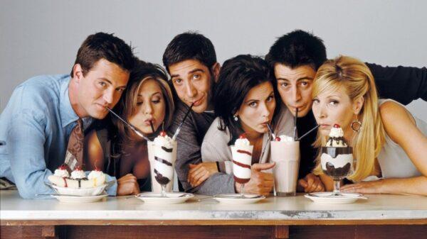"""Descubra a influência do signo de Leão na série """"Friends"""""""