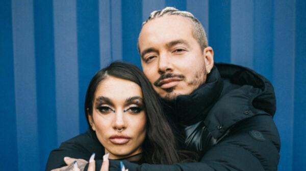 Dueto de J Balvin e Maria Becerra entra na parada global do Spotify