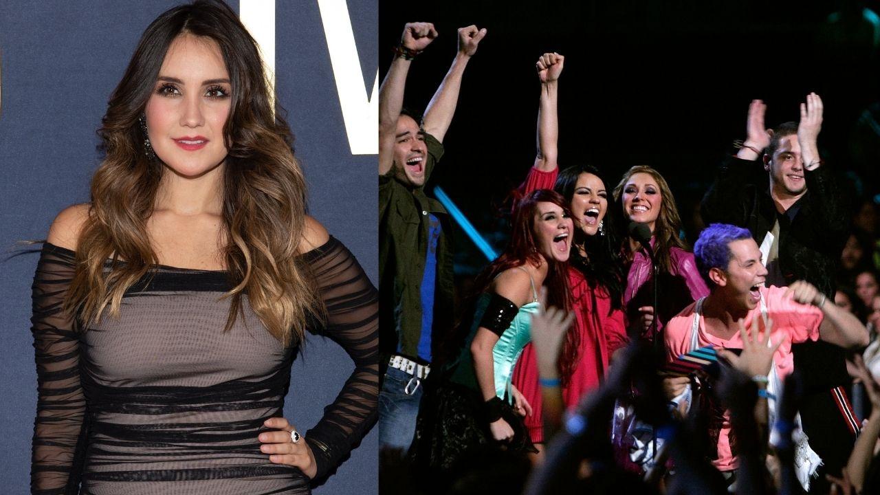 Vídeo confirma Dulce Maria na turnê do RBD, mas Jorge D'Alessio afirma que a gravação é fake