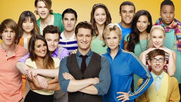 """Elenco de """"Glee"""" se reune e fãs vão à loucura!"""