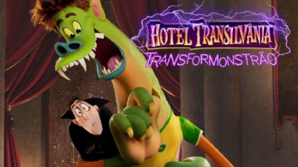 """Filme """"Hotel Transilvânia 4"""" tem novo trailer liberado"""