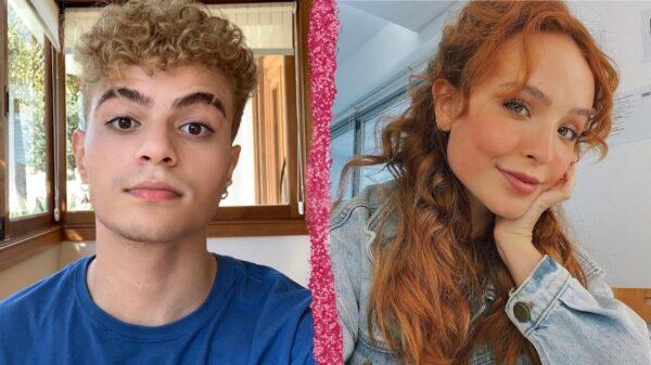Gu Paz confessa ter um super crush em Larissa Manoela