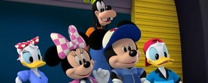 Mickey: Aventura Sobre Rodas: Representatividade e reinvenção do Mickey são  missões para produtores da série (Exclusivo) - Notícias de séries -  AdoroCinema