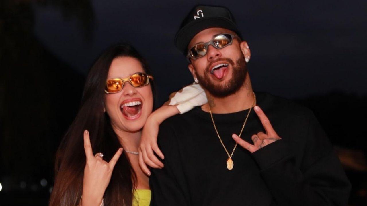 Juliette e Neymar surgem juntos em foto e web surta