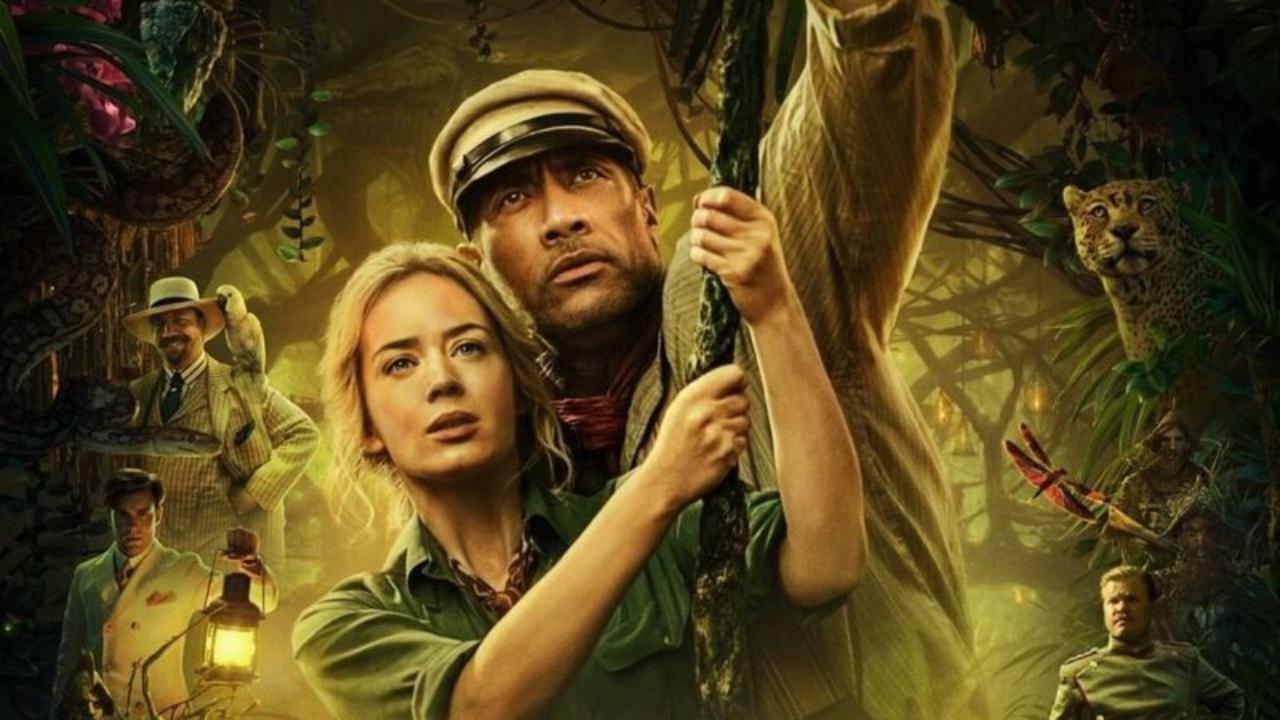jungle cruise estrelado por dwayne johnson e emily blunt estreia nos cinemas