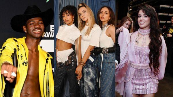 Lançamentos musicais: vem sextar com Little Mix e Anne-Marie, Camila Cabello, Lil Nas X e muito mais!