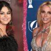 Mais que amigas, best friends! Selena Gomez envia mimos para Britney Spears