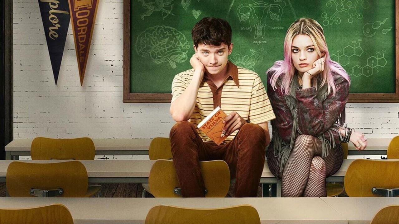 """""""Sex Education"""" ganhará dois livros inspirados na série da Netflix"""