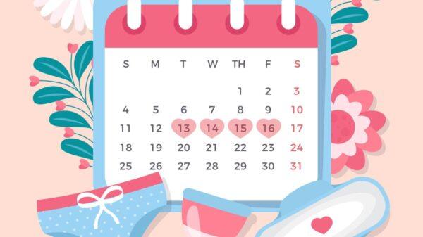 10 coisas que você talvez não saiba sobre a primeira menstruação