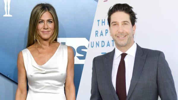 Após rumores, Jennifer Aniston e David Schwimmer negam romance