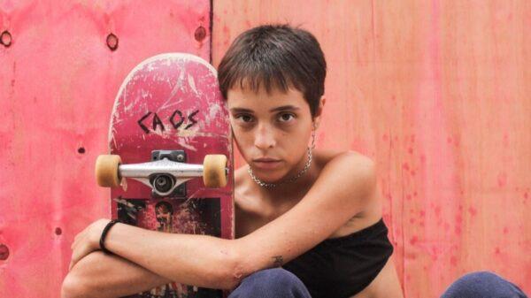 """""""Meu nome é Bagdá"""": filme sobre skatista premiado em Berlim tem pré-estreia no Festival do Rio"""