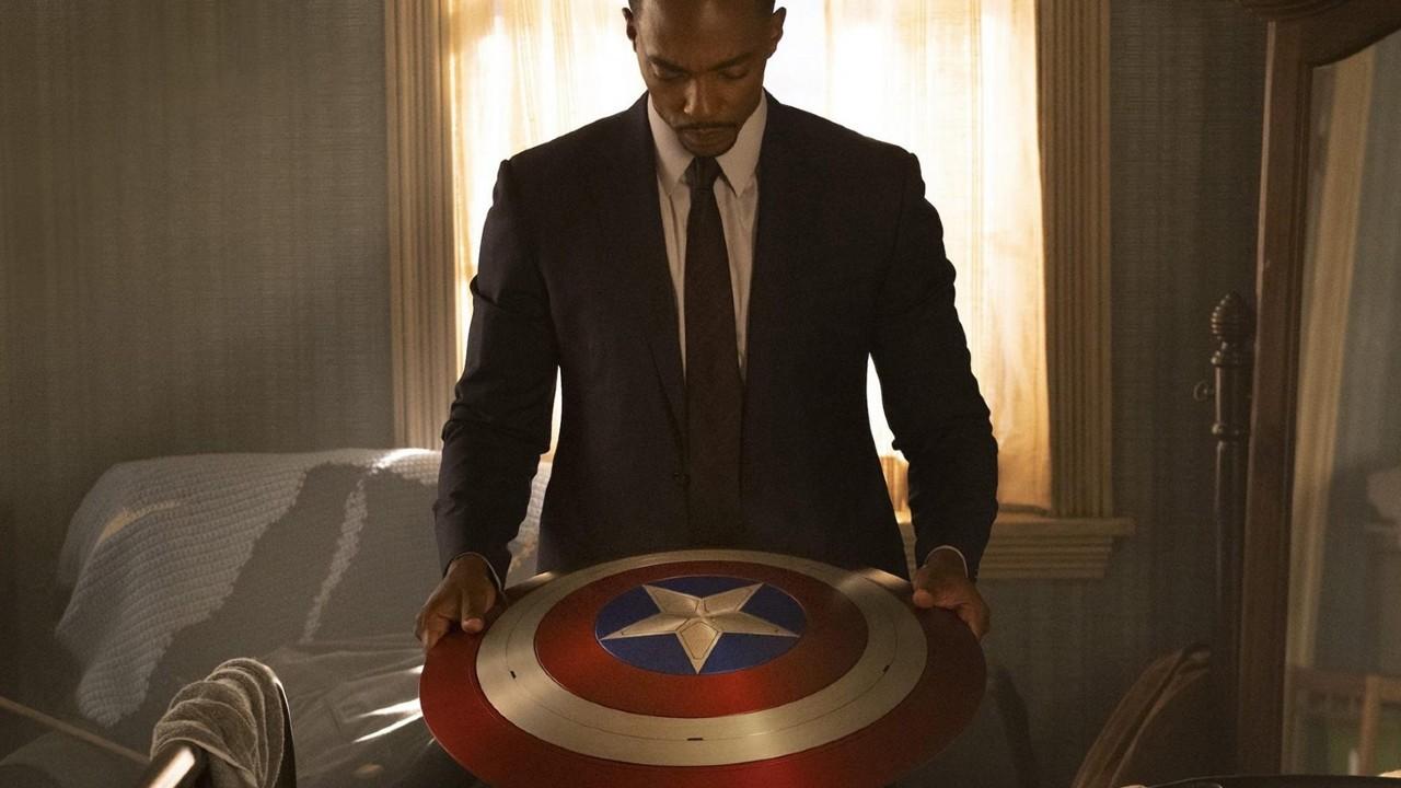 """Anthony Mackie é confirmado no elenco do filme """"Capitão América 4"""""""