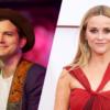Ashton Kutcher e Reese Witherspoon serão casal em novo filme da Netflix